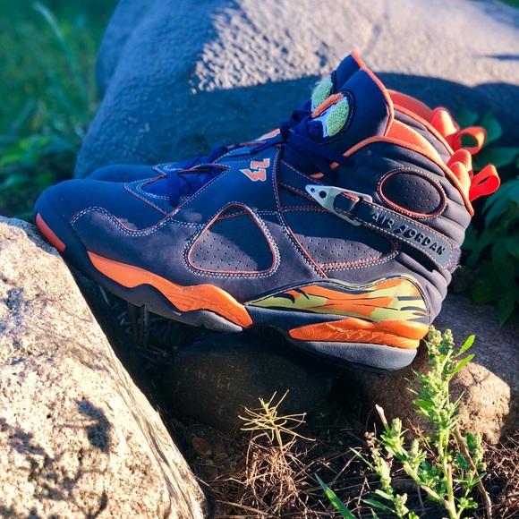 1b26072b1cb4 Jordan Other - Nike Air Jordan 8 Pea Pod